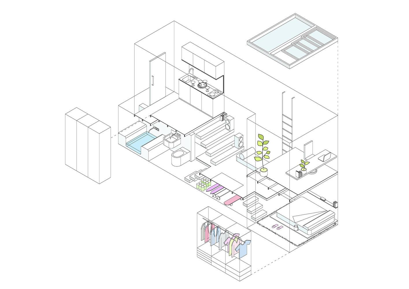 گیاهان خانگی در طراحی داخلی