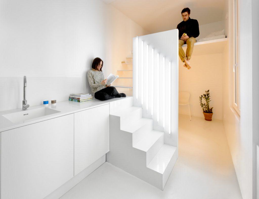 معماری داخلی گروه کیوب